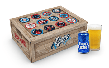 Bud Light Gift Set, Bud Light Gift, Beer Gifts, Beer Gift