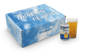 Corona Gift Basket, Corona Gift Baskets, Thinking of You