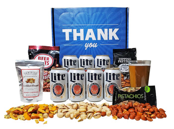Miller Lite Gifts, Thank You Gifts for Men, Thank You Gift for Men
