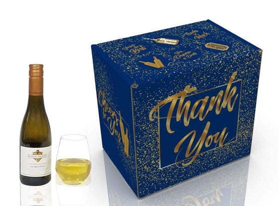 Thank You Wine Gift