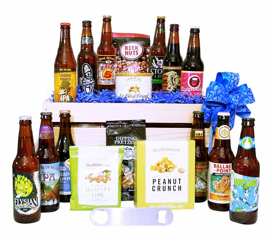 Top Rated 12 Pack Craft Beer Crate