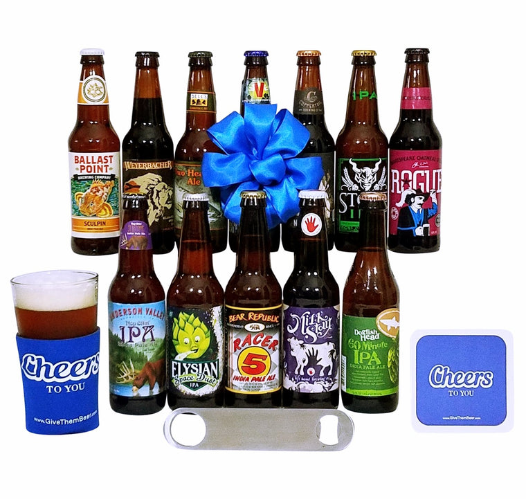 Microbrew Beer Basket