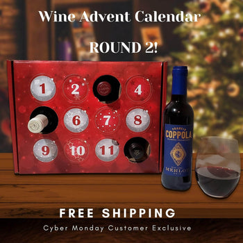 Wine Advent Calendar Round 2