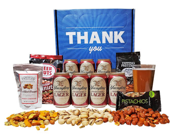 Yuengling Thank You Beer Gift Basket
