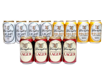 Yuengling Mixed Pack Gift Basket