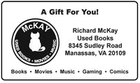 Gift Card - Physical Card For In-Store Use  - Shipping Available