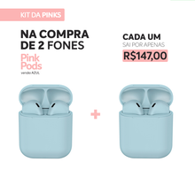 Carregar imagem no visualizador da galeria, KIT PROMO - BE THE SAME (2 PINK PODS)
