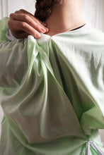 Load image into Gallery viewer, Isolation gown - MINT - re-usable - cotton / poly mix - free shipping - FDA Level 2