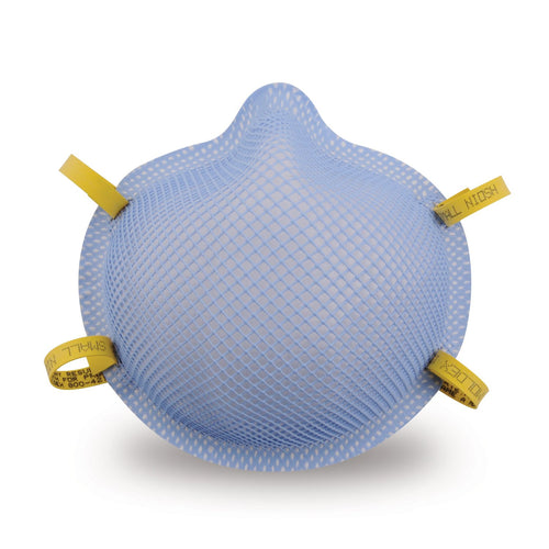 Face Mask - Moldex N95 - 1500 Series  - 160 Masks - NIOSH Certified