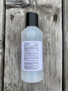 4oz hand sanitizer 80% Alcohol - no residue - free shipping for 5+ bottles