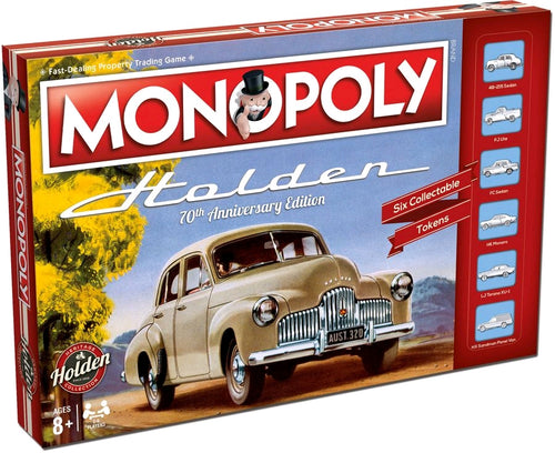 MONOPOLY - Holden 70th Anniversary Edition