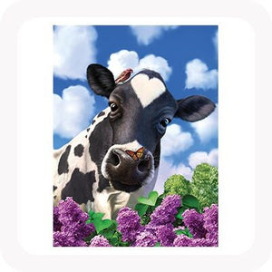 3D COW PICTURE / PLACEMAT