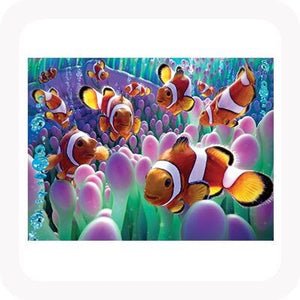 3D CLOWNFISH PICTURE / PLACEMAT