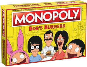 MONOPOLY - Bobs Burgers