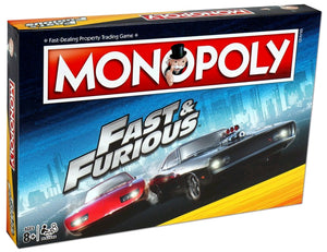 MONOPOLY - Fast and Furious Edition