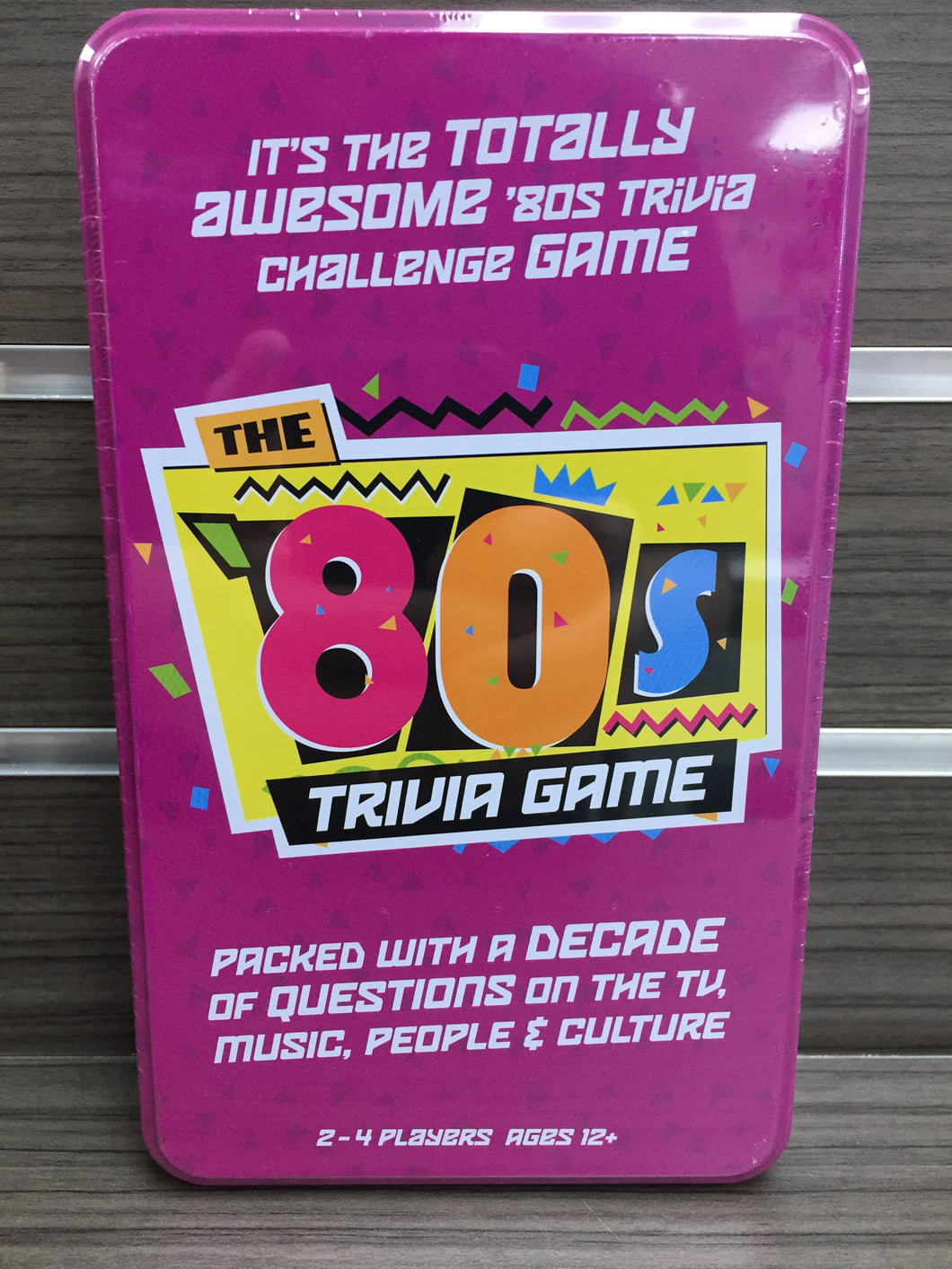 The 80s Trivia Game