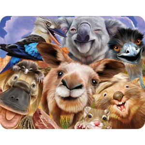 3D ANIMAL SELFIE MAGNET