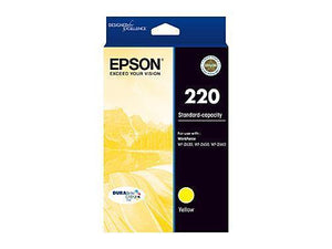 Epson 220 Yellow Ink