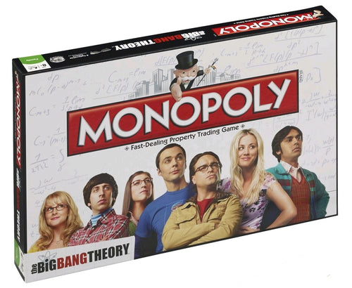 MONOPOLY - Big Bang Theory Edition