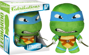 Teenage Mutant Ninja Turtles - Leonardo Fabrikations Plush