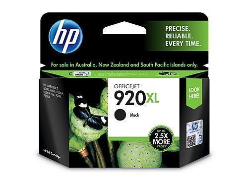HP 920 XL Black Ink