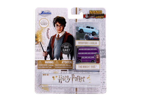 Nano Hollywood Rides Harry Potter 2-pack