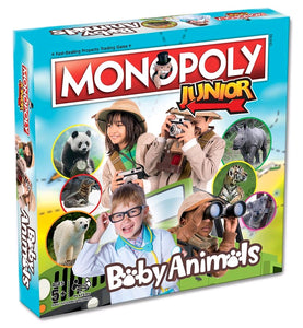 Monopoly - Baby Animals Junior Edition