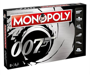 MONOPOLY - 007 James Bond Edition