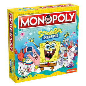 MONOPOLY - SpongeBob Square Pants