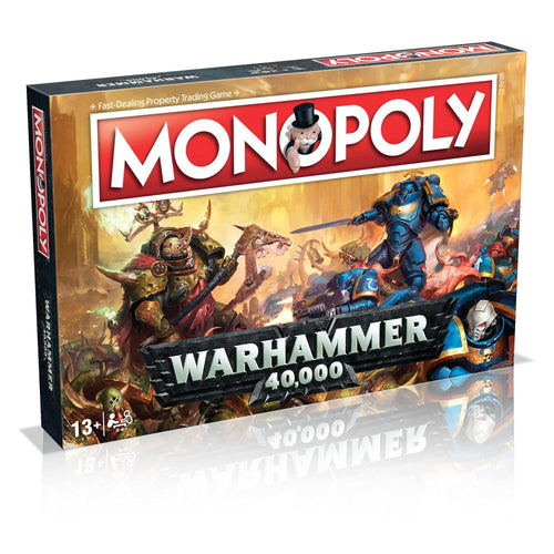 MONOPOLY - Warhammer Edition