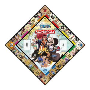 MONOPOLY - One Piece Edition