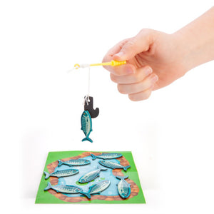 World's Smallest Fishing