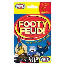 FOOTY FEUD Card game