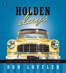 HOLDEN DAYS