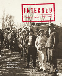 Interned Torrens Island 1914-1915