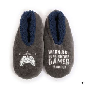 Slipper Men's Duo Gamer