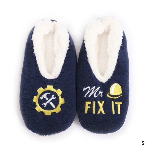 Slipper Men's Duo Mr Fix It