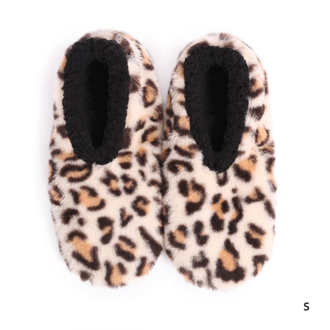 Slipper Women's Leopard Traditional