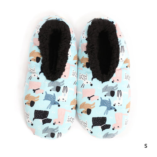 Slipper Women's Velvet Dog