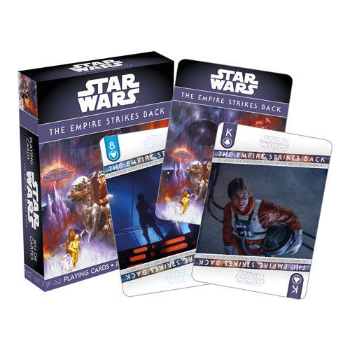Playing Cards Star Wars Episode 5 the Empire Strikes Back