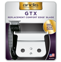 ANDIS GTX T-OUTLINER (CARBON STEEL) REPLACEMENT BLADE