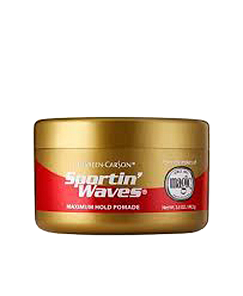 Sportin' Waves Maximum Hold Gel Pomade 3.5oz