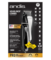 ANDIS Headliner® Combo 27-Piece Haircutting Kit