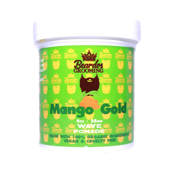 BEARDO'S MANGO GOLD WAVE POMADE