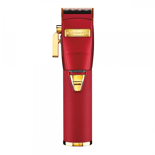 BABYLISS 4 BARBERS CORDLESS RED FX CLIPPER