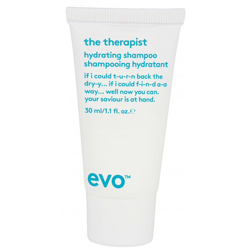 evo therapist shampoo