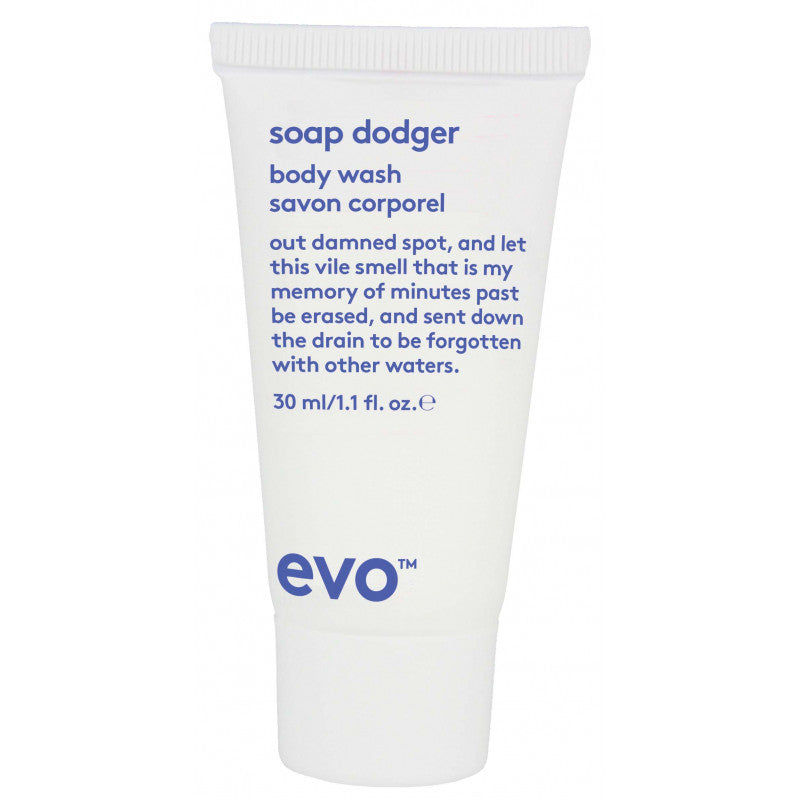 evo soap dodger