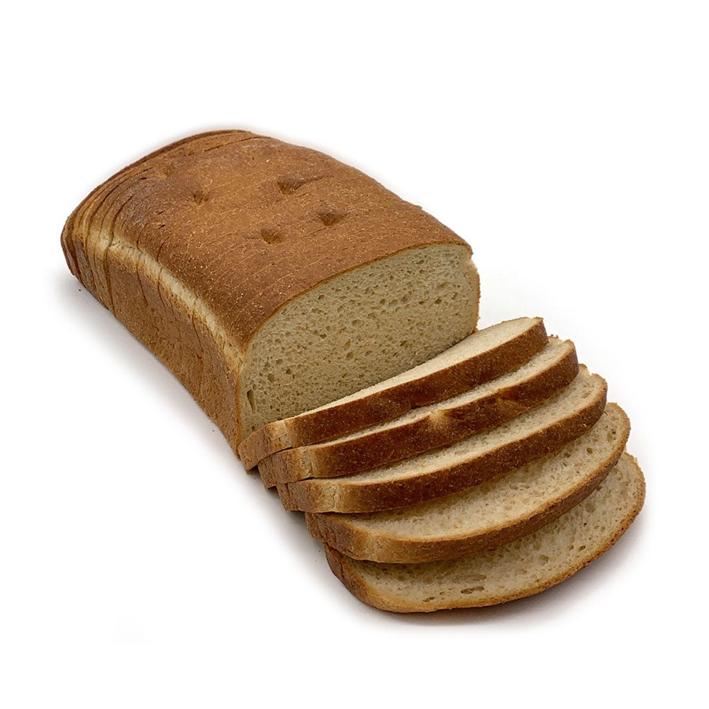 Wholemeal Cottage Loaf 1kg (Sliced) - Wild Breads