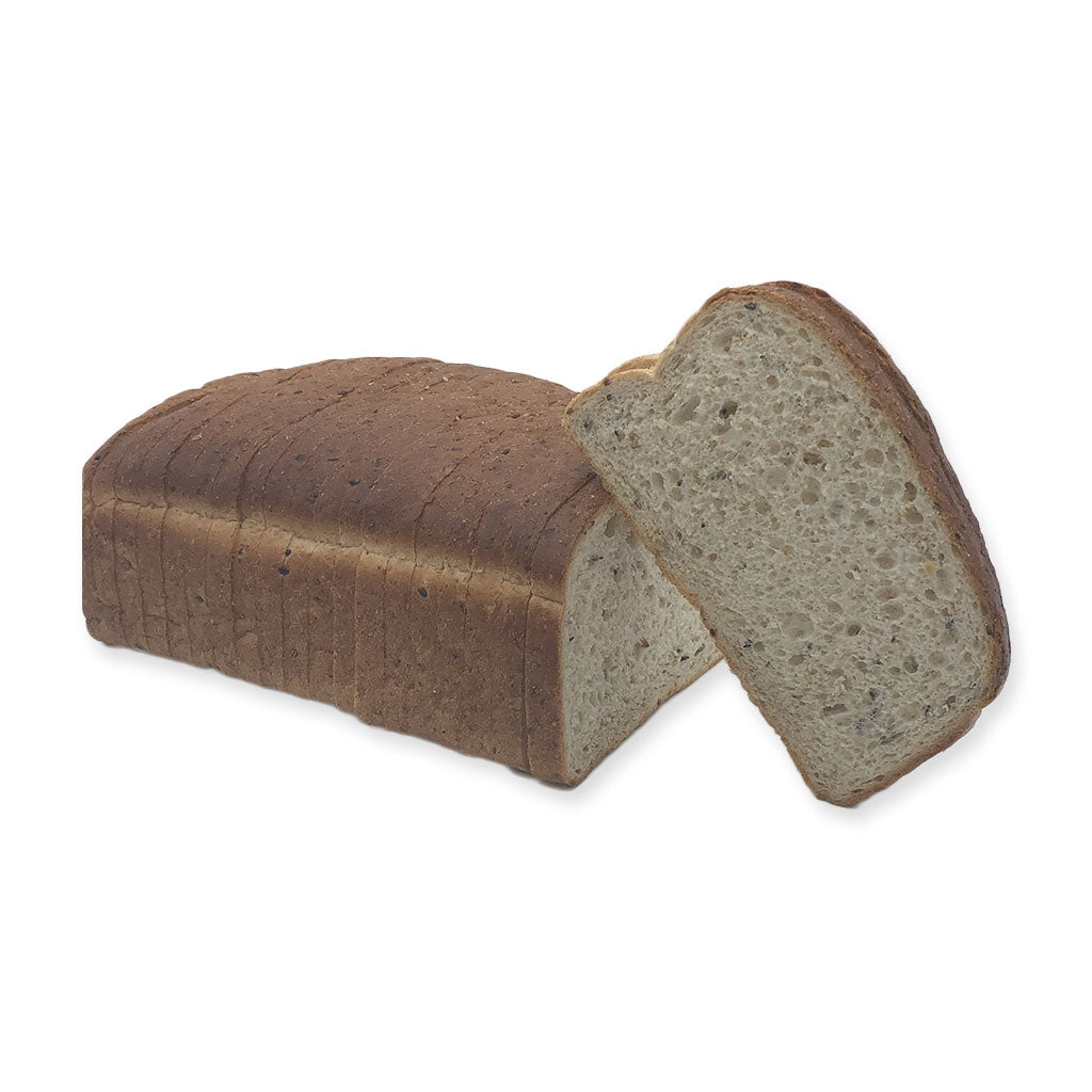 Multigrain Cottage Loaf 1kg (Sliced) - Wild Breads