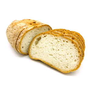 Gluten Free Crusty White Vienna 400g (Sliced) - Wild Breads